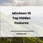 Windows 10 Top Hidden Features