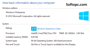 windows 8 enterprise interface