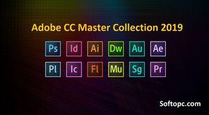 Adobe Master Collection CC 2019