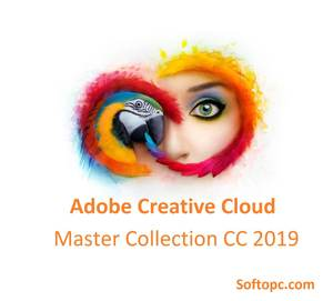 Adobe Master Collection CC 2019 Image
