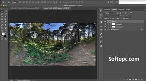 Adobe Photoshop CC 2018 Interface
