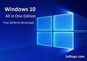Windows 10 All In One Splash Screen