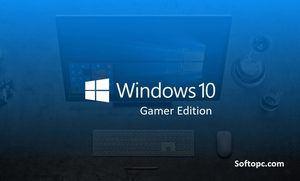 Windows 10 Gamer Edition image