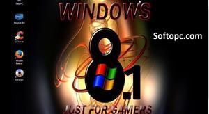 Windows 8.1 Gamer Edition
