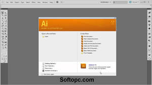 Adobe Illustrator CS5 Interface
