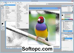 Adobe Photoshop CS2 Interface