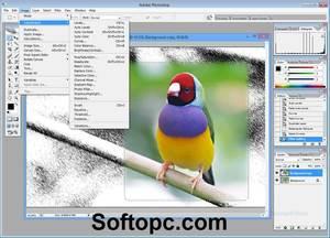 Adobe Photoshop CS2 Portable Interface