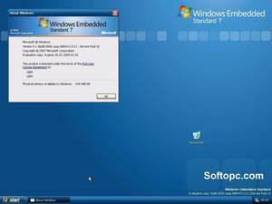 Windows Embedded Standard 7 Interface