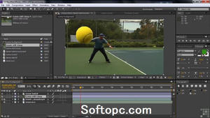 Adobe After Effects CS6 Portable Interface