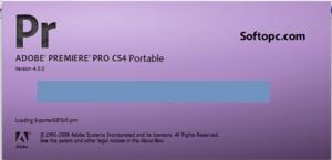 Adobe Premiere Pro CS4 Portable