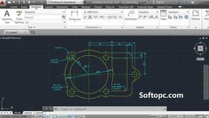 AutoCAD 2014 UI