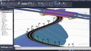 AutoCAD Civil 3d 2020 UI