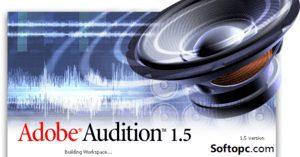 Adobe Audition 1.5 Portable