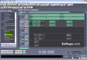 Adobe Audition 1.5 Portable UI