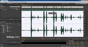 Adobe Audition CS6 Portable UI
