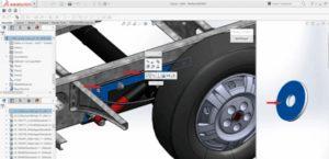 design a tire in it