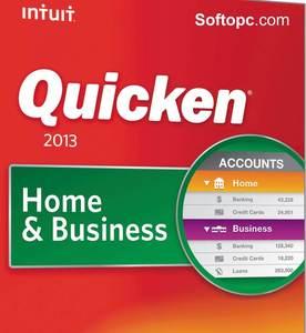 Quicken 2013 image