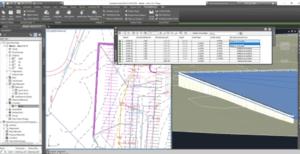 map design in civil 3d