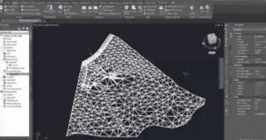 mesh deisgn process