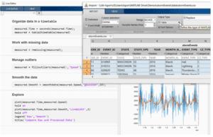 Live Editor in Matlab