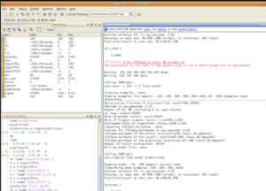 coding area in matlab 2013