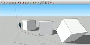 cube designs in the software