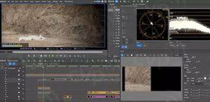 editing a video clip in seconds