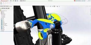 engine parts design