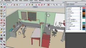 making 3D designs