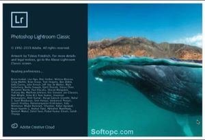 Adobe Lightroom CC 2020